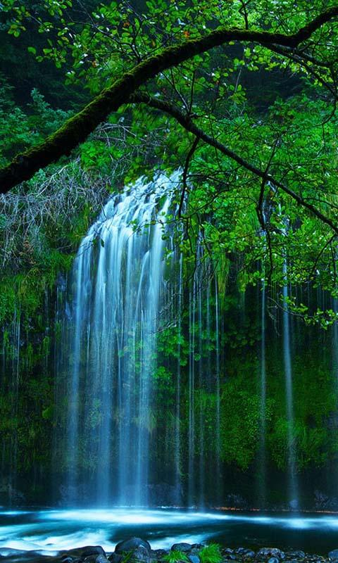 Free download 4D Waterfall Live Wallpaper Android Apps on ...