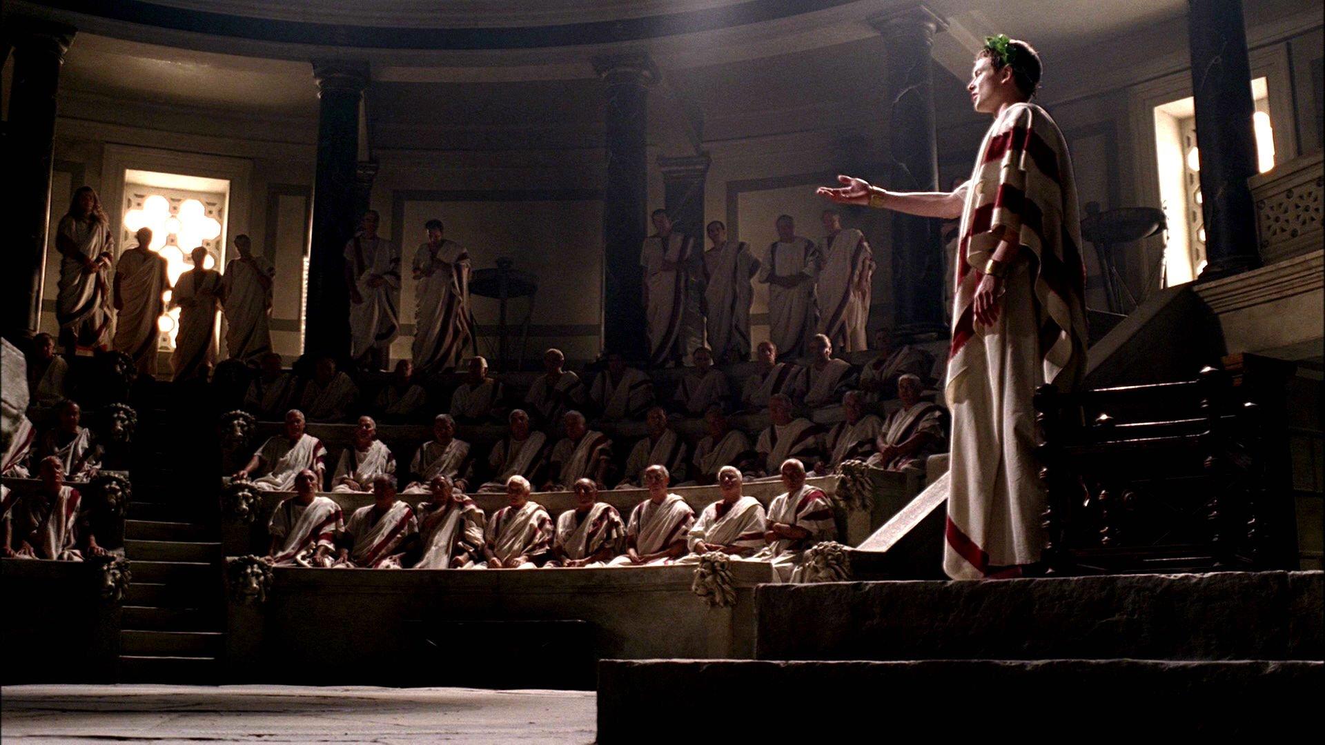 Rzym - najlepsze seriale historyczne