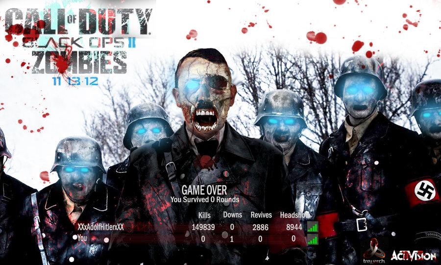 Pin Nazi Zombies Wallpaper Hd 900x541