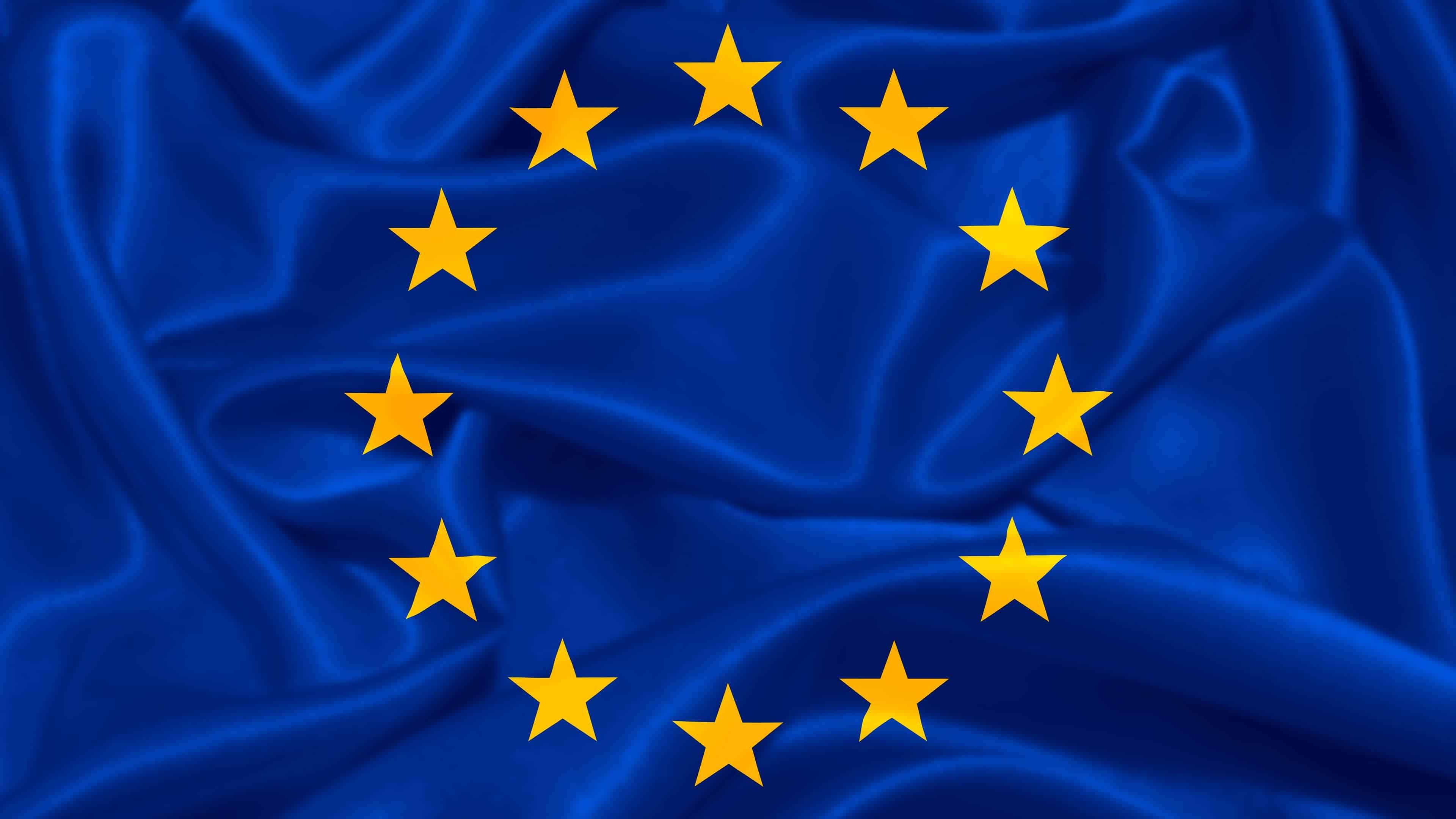 European Union EU Flag UHD 4K Wallpaper Pixelz 3840x2160