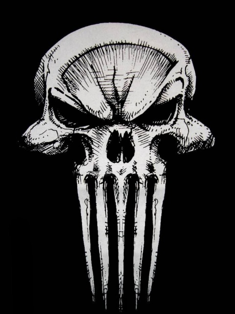 Wallpapers: Punisher Android Wallpapers