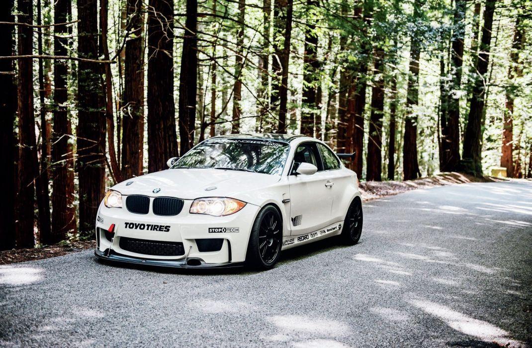 2008 BMW 135i BMW performance cars tuning wallpaper 2048x1340 1070x700
