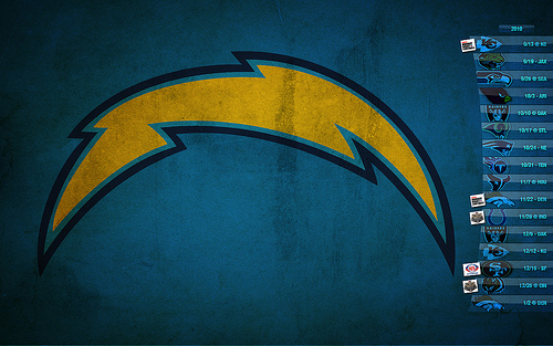 2010 San Diego Chargers Schedule Wallpaper Flickr   Photo Sharing 500x313