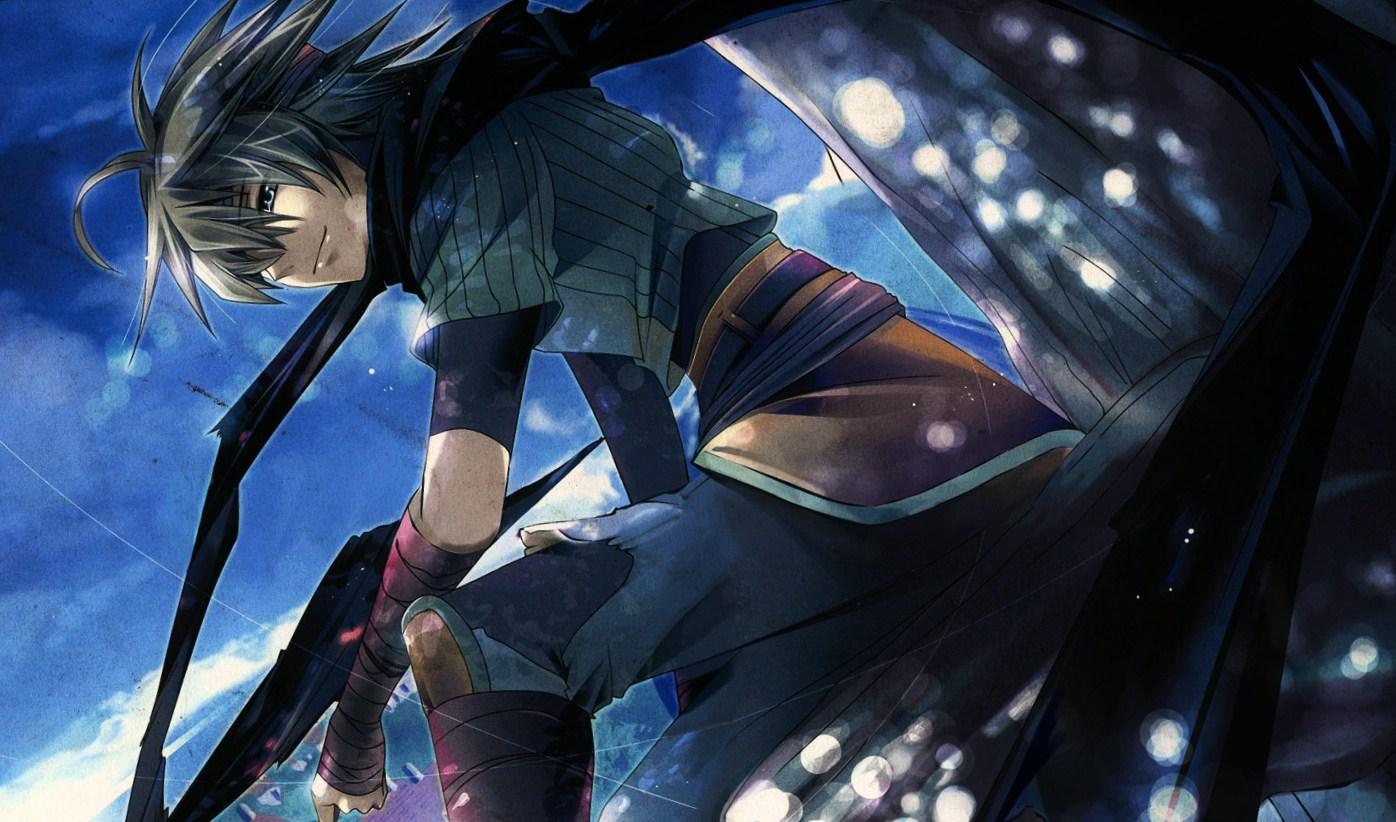 Free Download The Ninja Anime Boy Cool Ninja Wallpaper