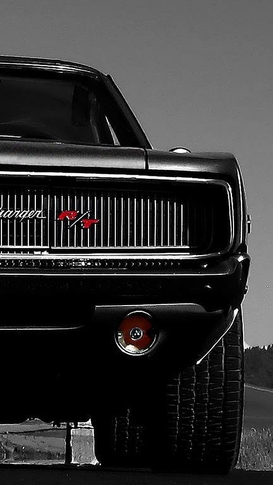 VehiclesDodge Challenger RT 540x960 Wallpaper ID 605131 540x960