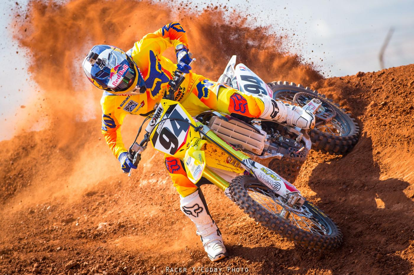 Ken Roczen SX Testing Gallery   Racer X Online 1400x931