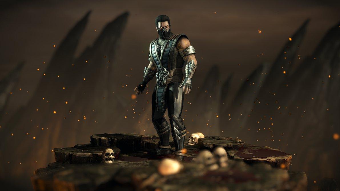 Revenant Sub Zero   Mortal Kombat XL by Yurtigo 1191x670