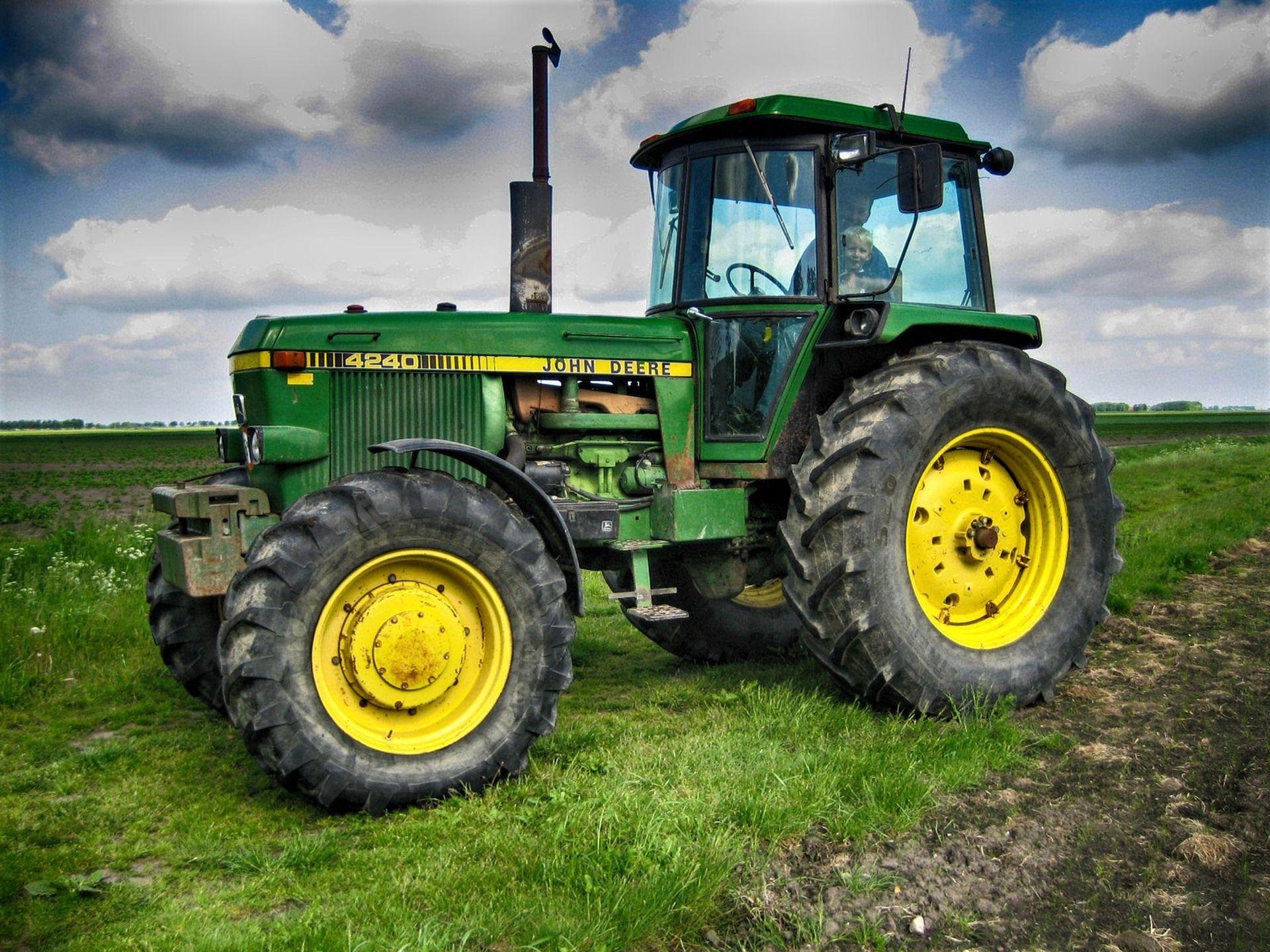 John Deere 4240 Tractor Wallpaper Download   John Deere 1920x1440