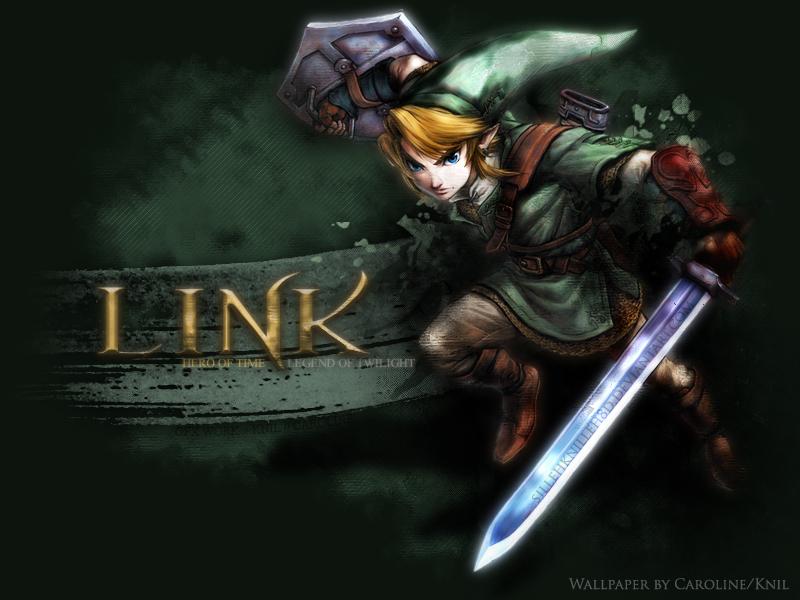 tres personajes principales de casi todas las aventuras de link link 800x600