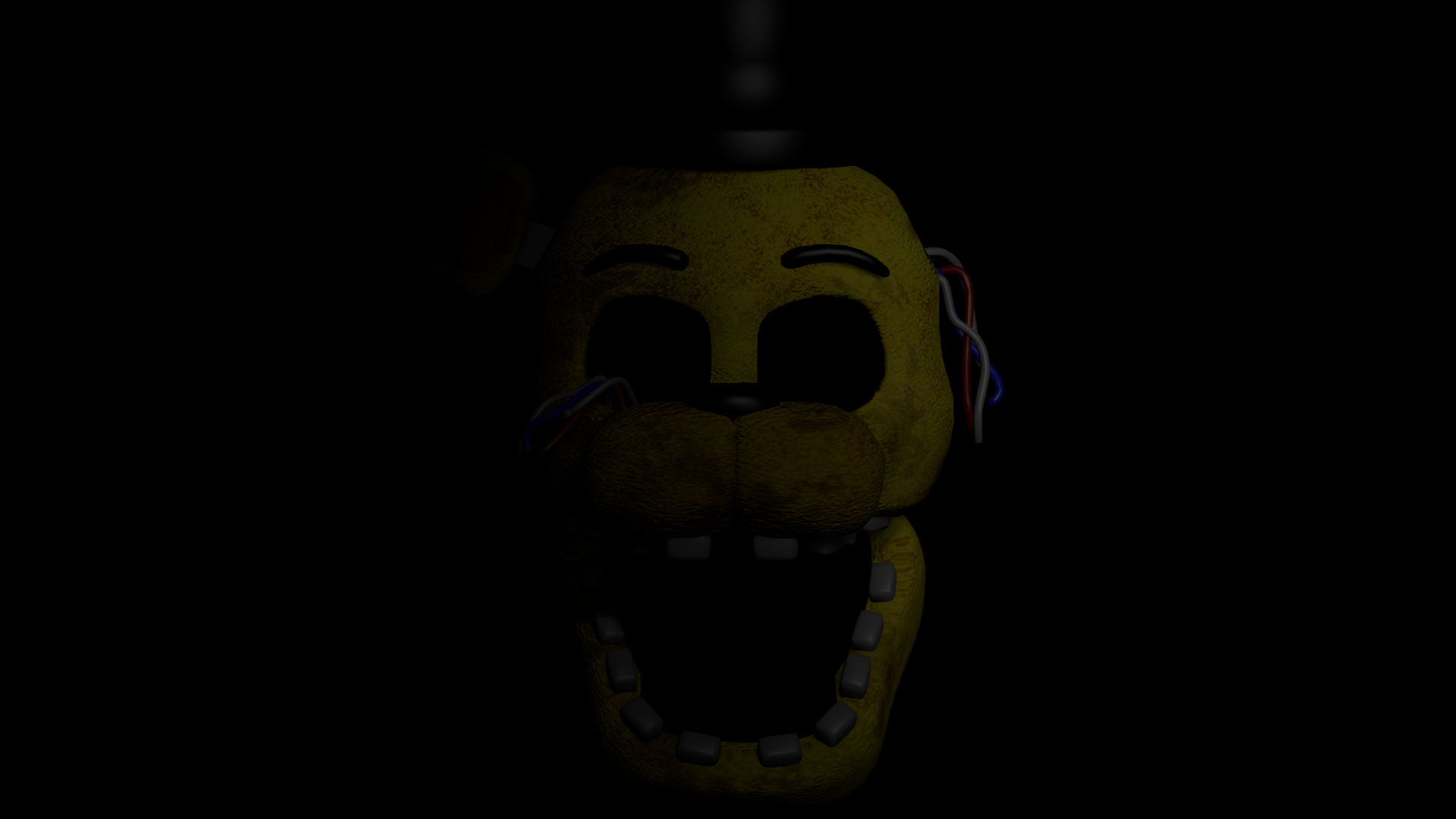 Withered Golden Freddy by SuperstuHD 1920x1080