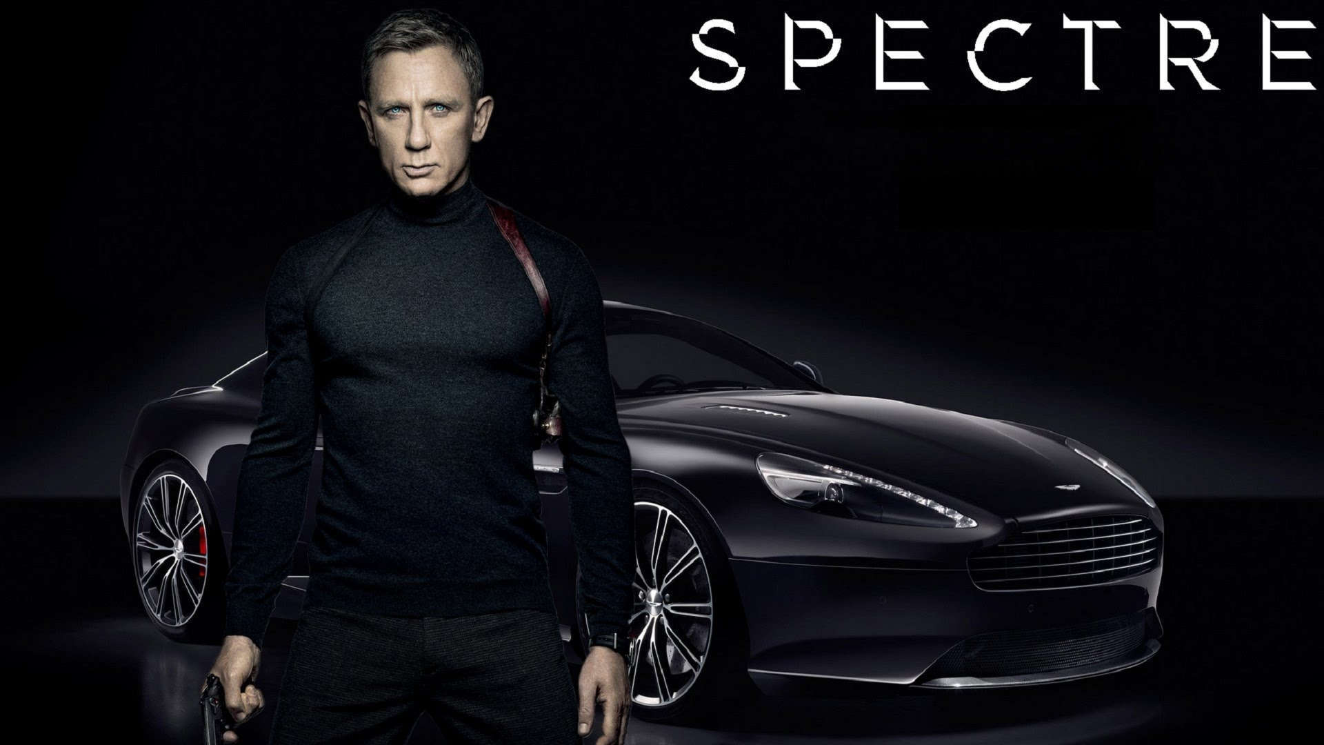 James Bond Spectre HD Wallpaper - WallpaperSafari
