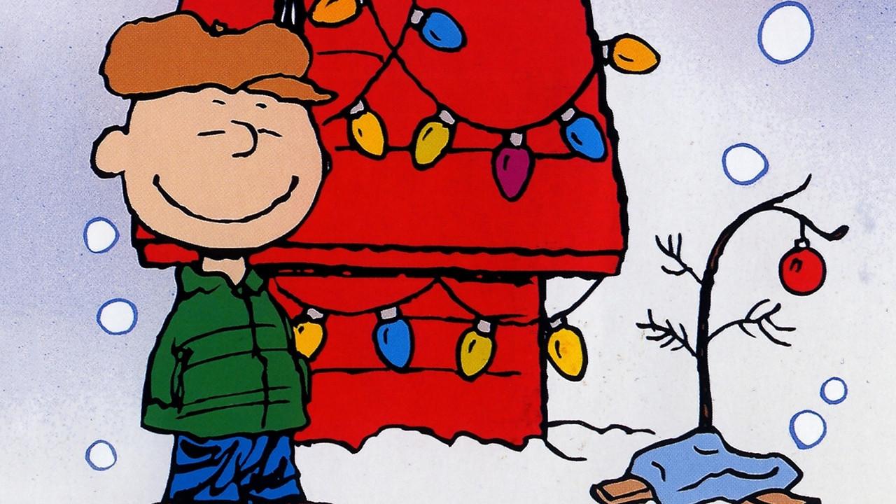 Charlie Brown Christmaa 1280x720