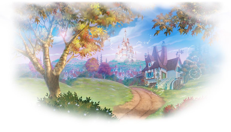 Disneycom Princess Castle Backgrounds   Disney Princesses 1224x700