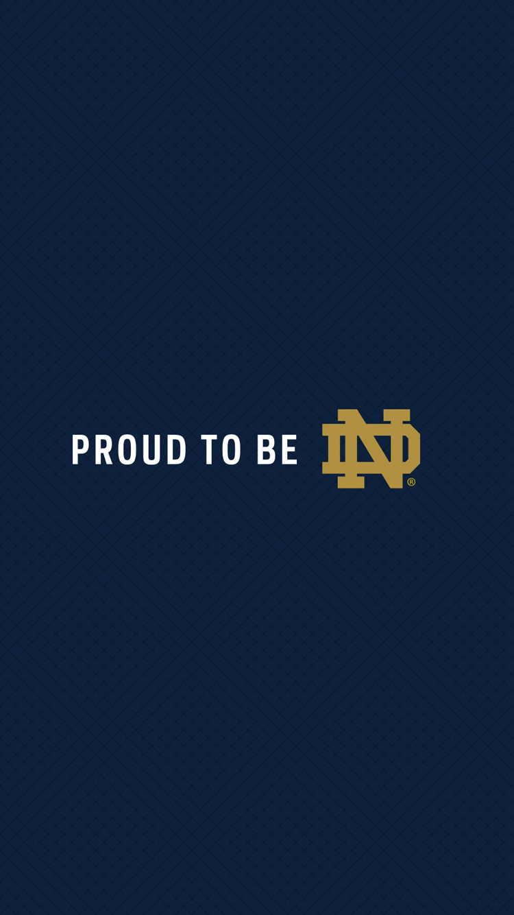 notre dame football wallpaper on this post is specially designed for 750x1334