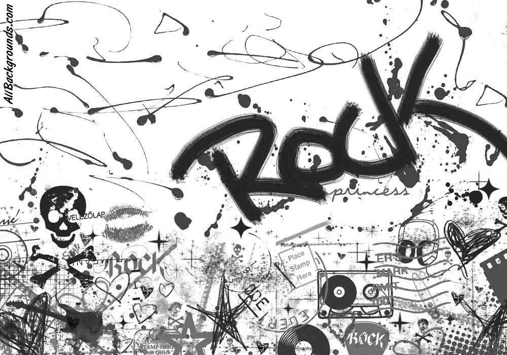 Rock Music Backgrounds   Twitter Myspace Backgrounds 1000x700
