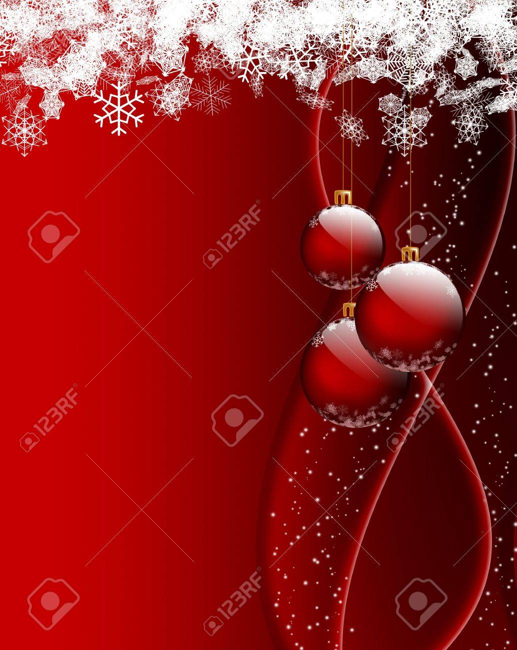 Beautiful Christmas Background   Computer Generated For Your 1034x1300