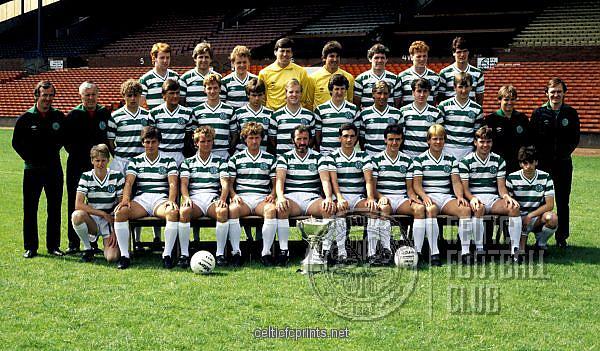 Canvas Prints 1980s Celtic Through The Decades co Celtic FC Prints 600x351