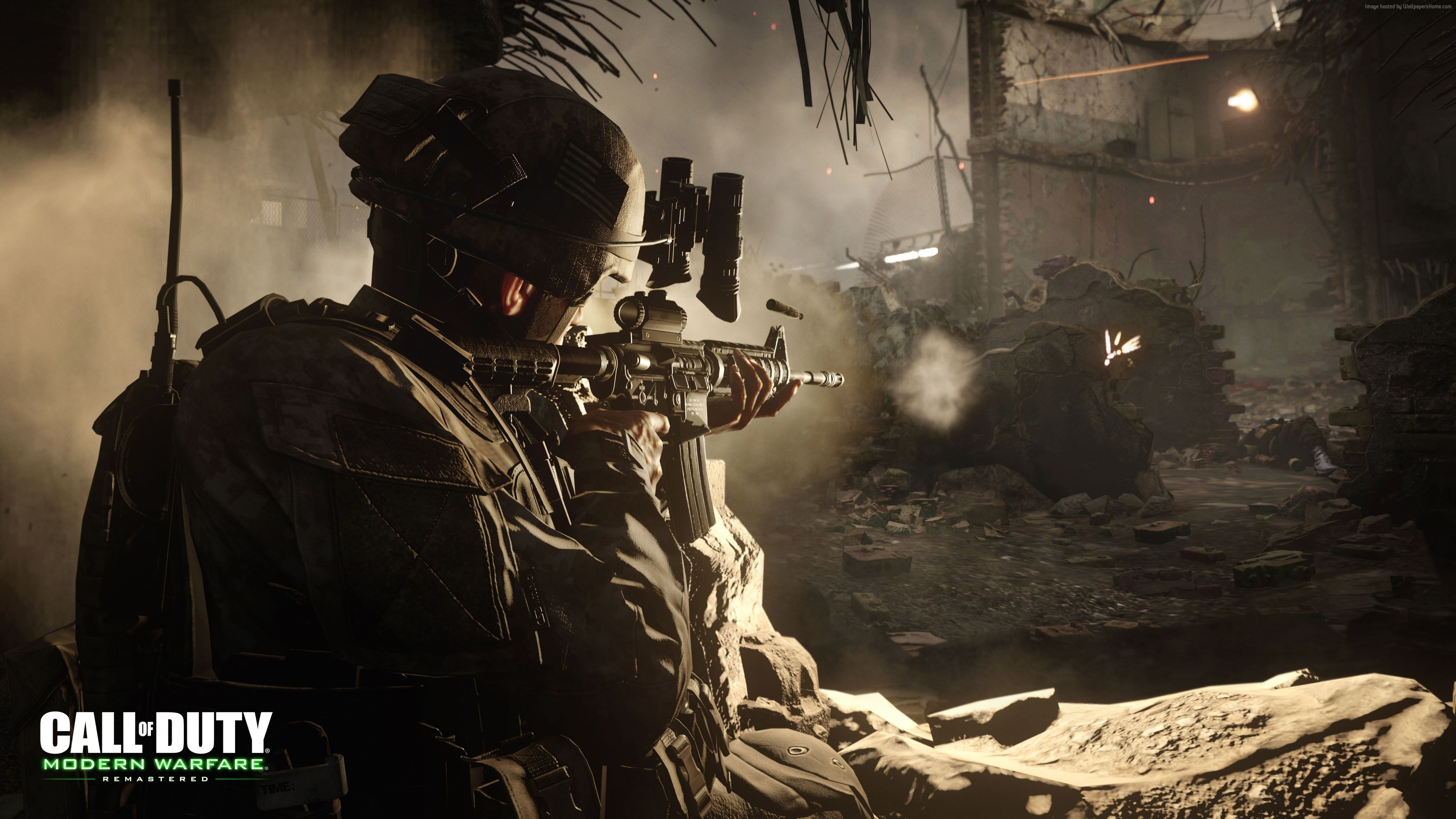 Free Download Call Of Duty 4 Wallpaper 72 Images 3840x2160 For