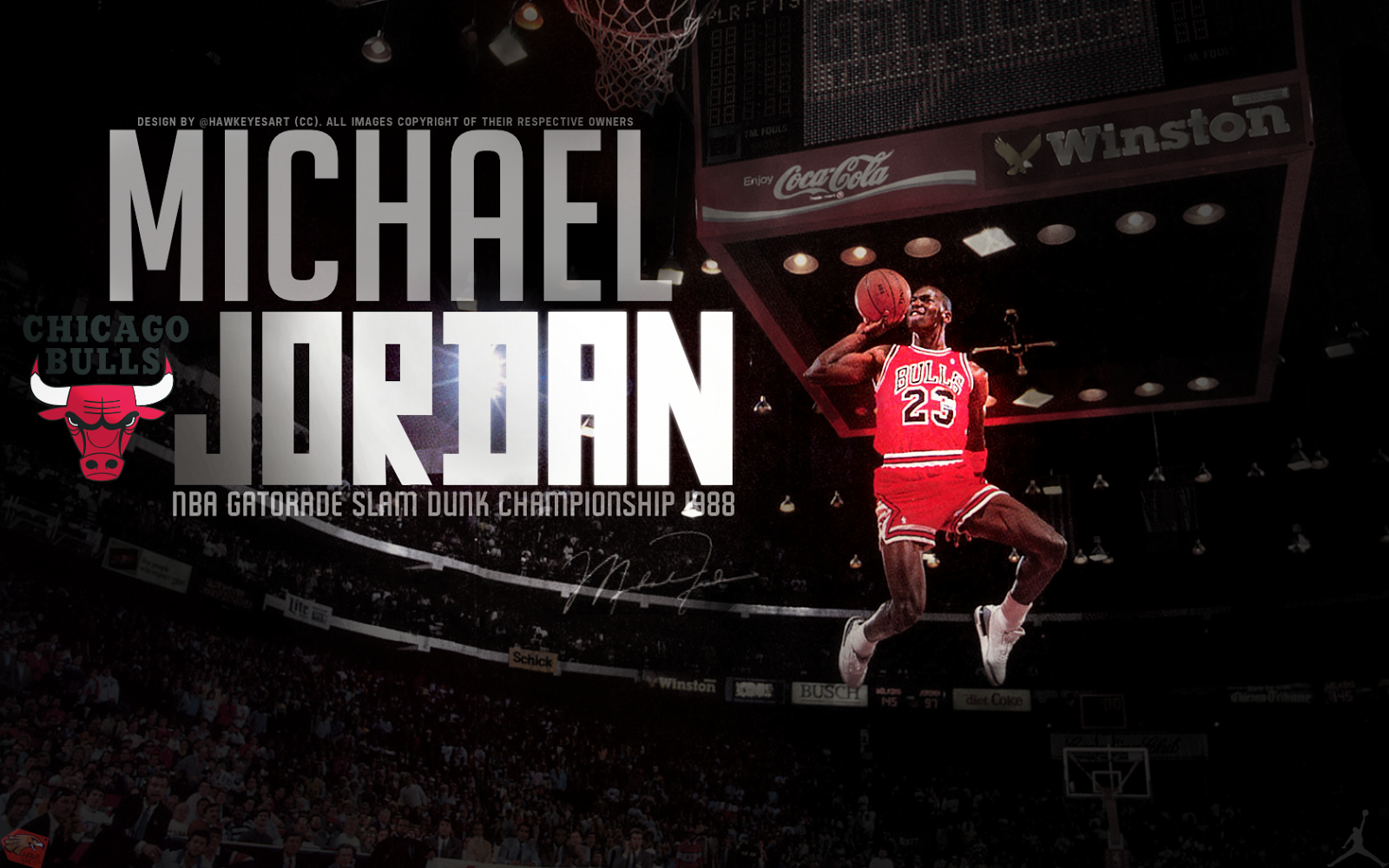 Michael Jordan Moving Wallpaper