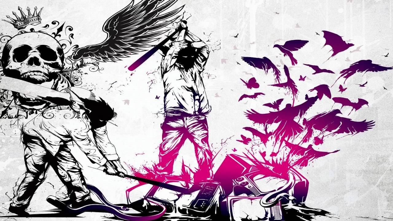 Nightcore Three Days Grace   Break 1280x720