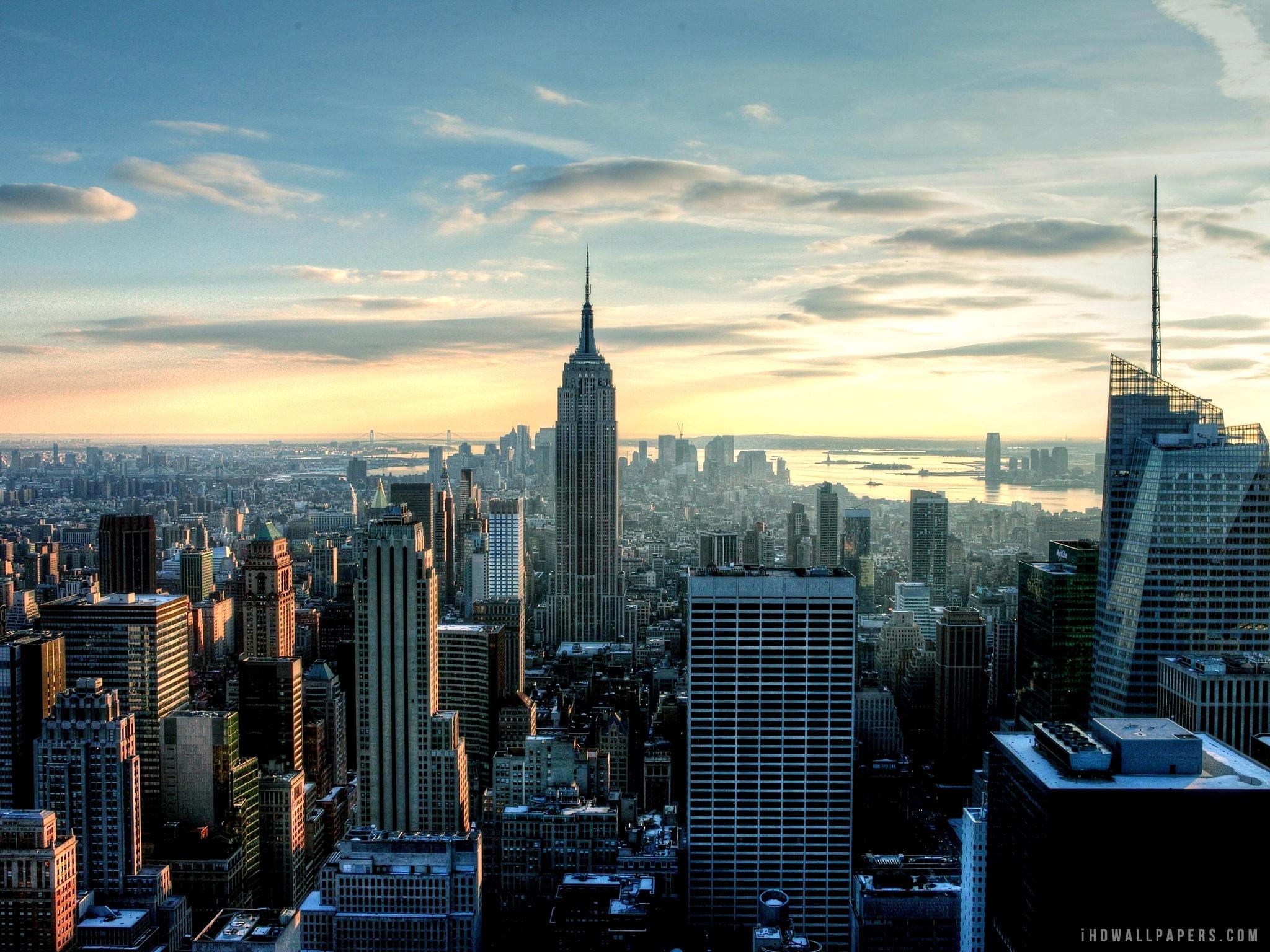 Download New York City WallpaperBackground in 2048x1536 HD 2048x1536