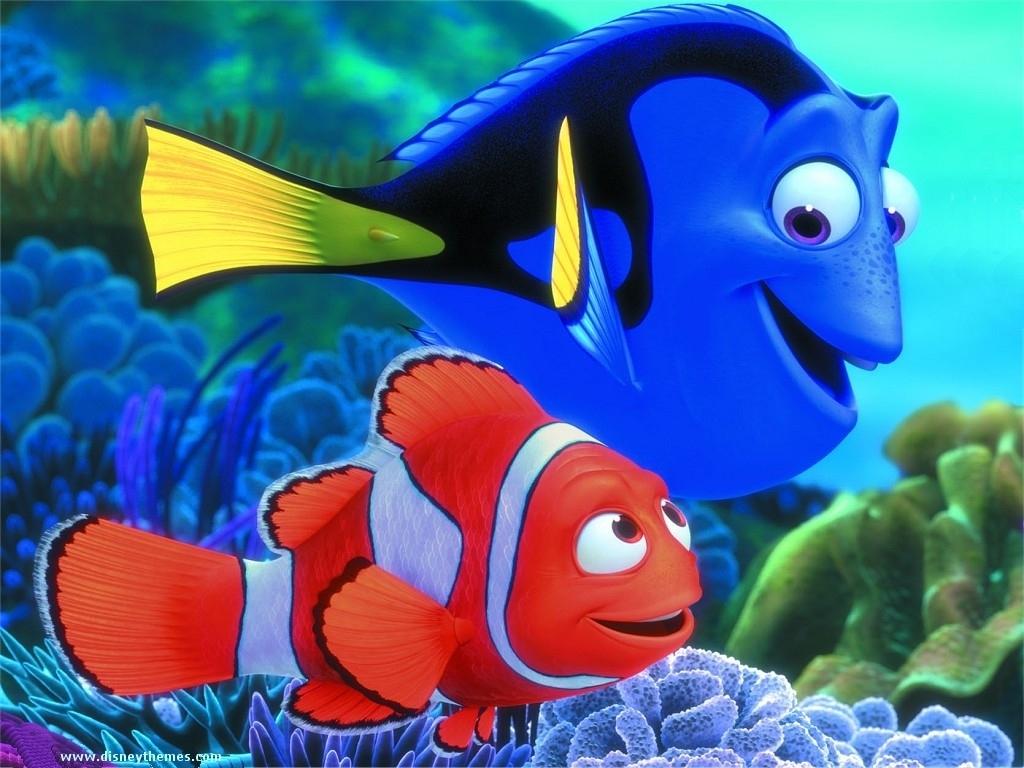 Free Download Wallpaper Finding Nemo Wallpaper 08 Jpg