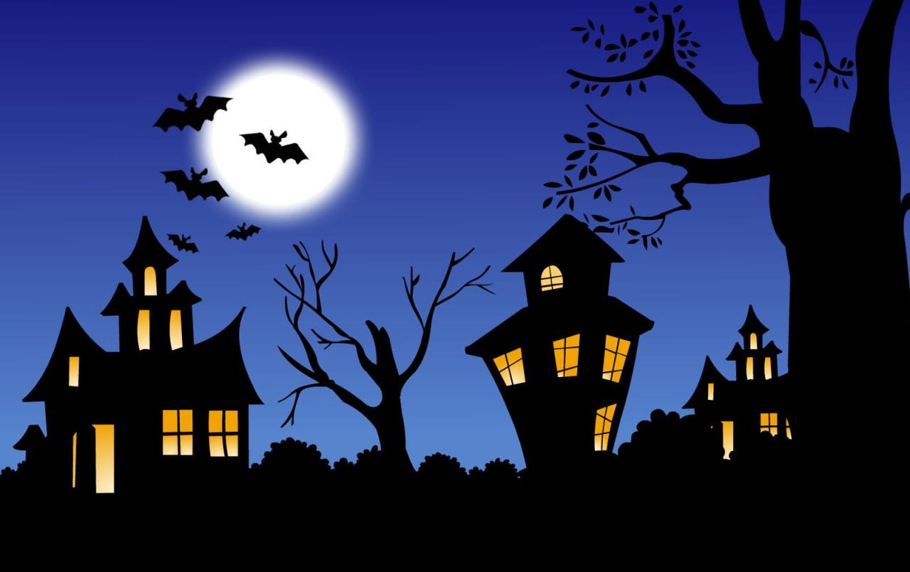 Halloween night wallpapers Halloween night stock photos 1280x804
