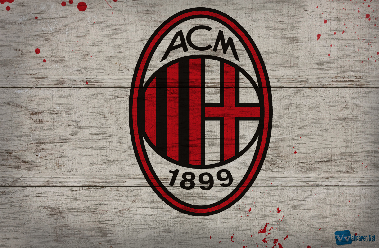 AC Milan Logo Designs HD Wallpapers Download Wallpapers in HD for 1600x1050