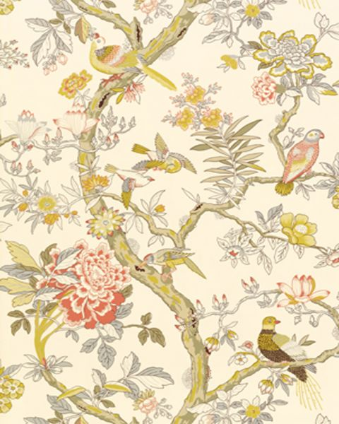 Home Brands Thibaut 125th Anniversary Thibaut Papagayo 839 T 480x600