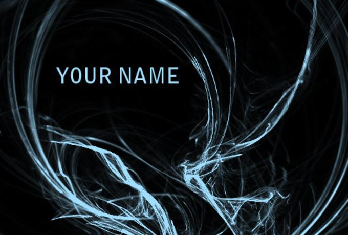 50+] Make Wallpaper with Your Name on