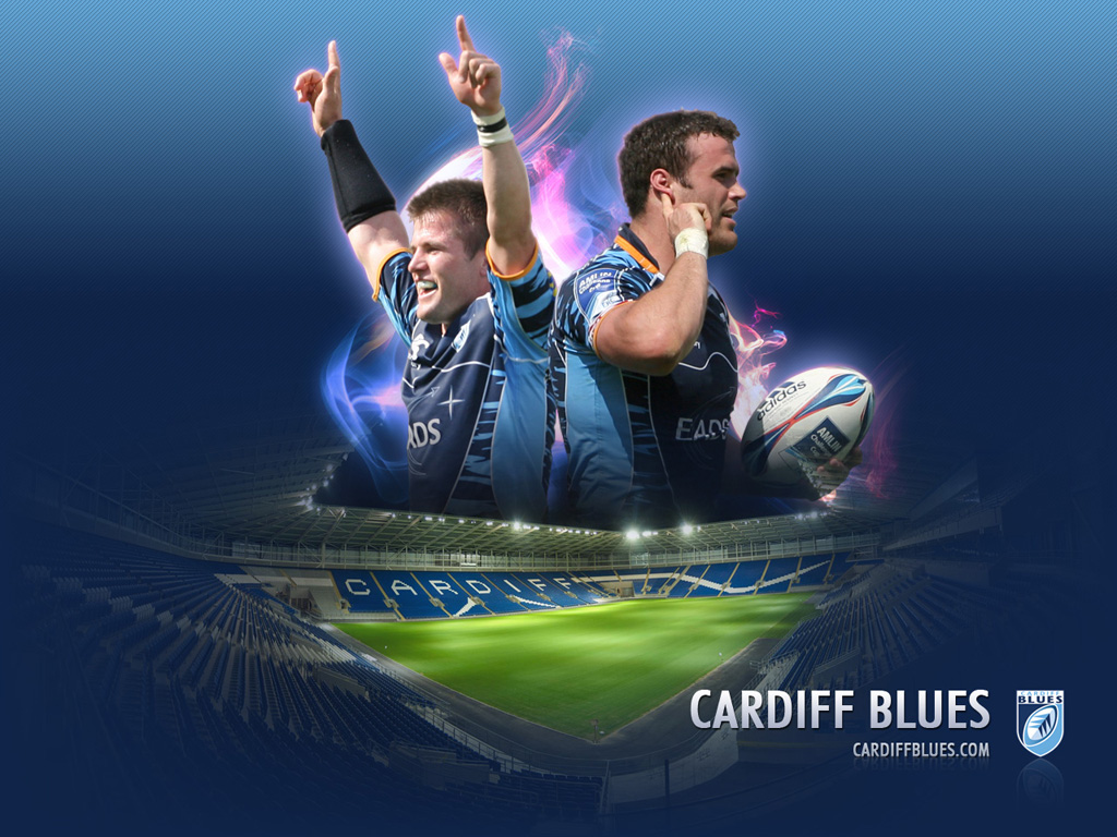 Cardiff Blues The Downward Spiral 1024x768