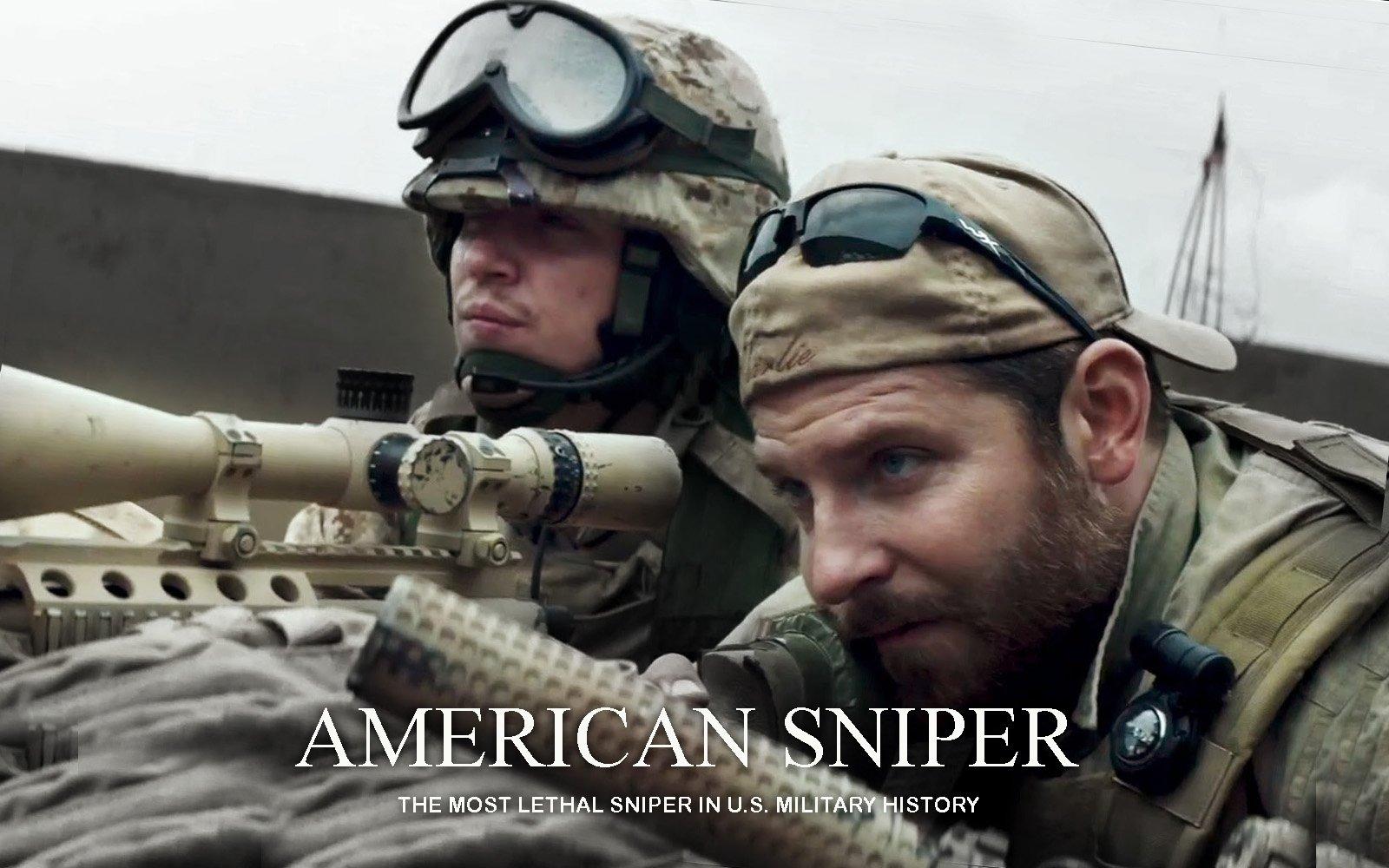 American Sniper Wallpaper - WallpaperSafari