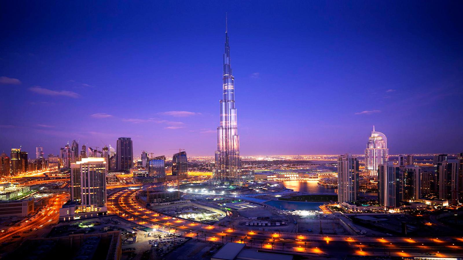 Download Wallpapers   Dubai City Guide 1600x900