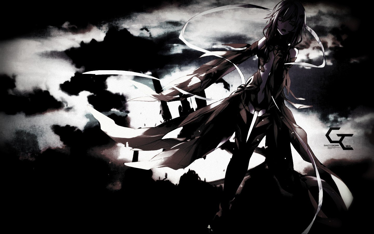 1440x900px Dark Anime Girl Wallpaper Wallpapersafari