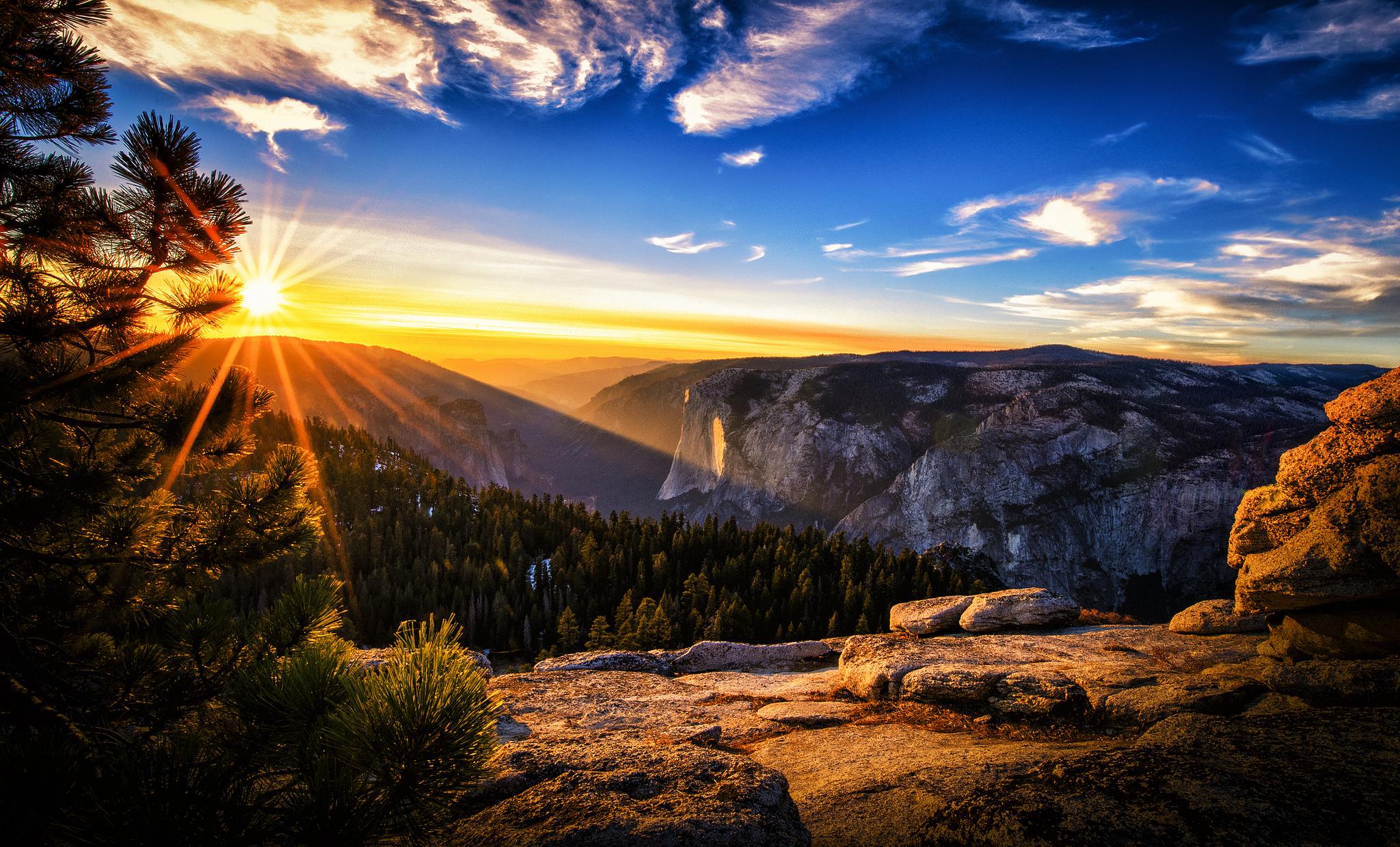 Wallpaper usa california yosemite national park yosemite national 2048x1239