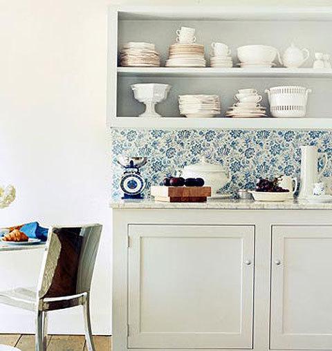 Wallpaper Kitchen Backsplash 480x508