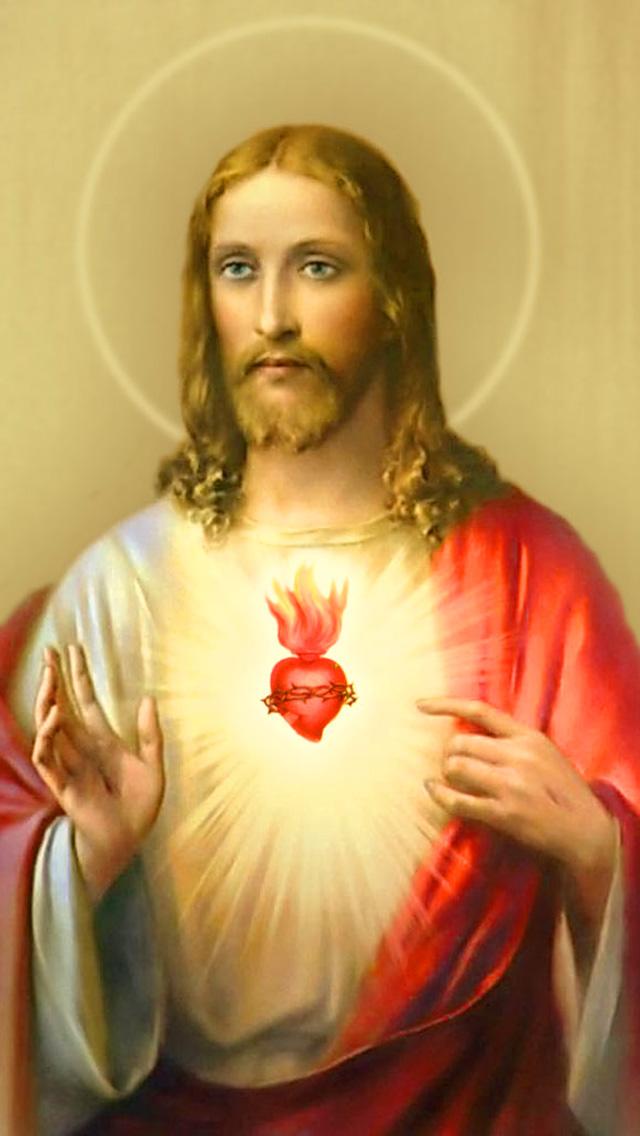 Jesus phone wallpaper wallpapersafari - Wallpaper de jesus ...