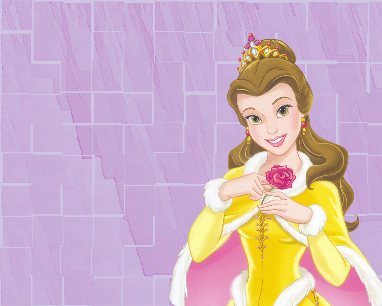 Disney Princesses Valentine Card Happy Love Valentine Princess Card 1280x1024