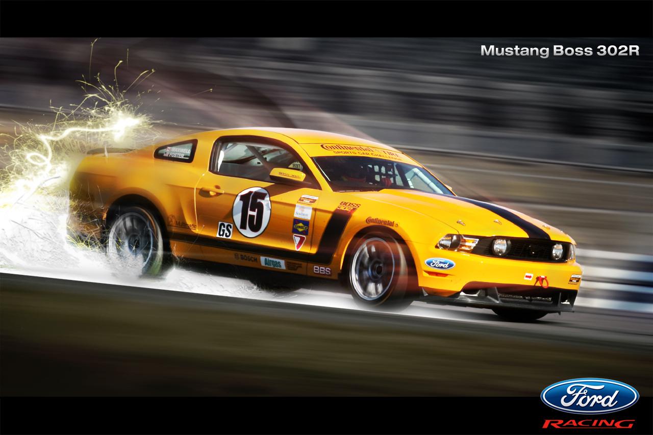 44 Ford Racing Wallpaper On Wallpapersafari