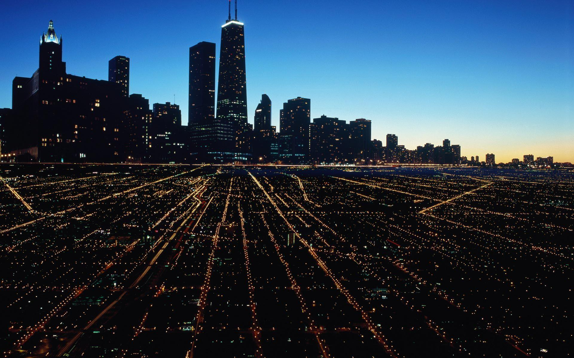 Chicago Wallpapers HD 1920x1200