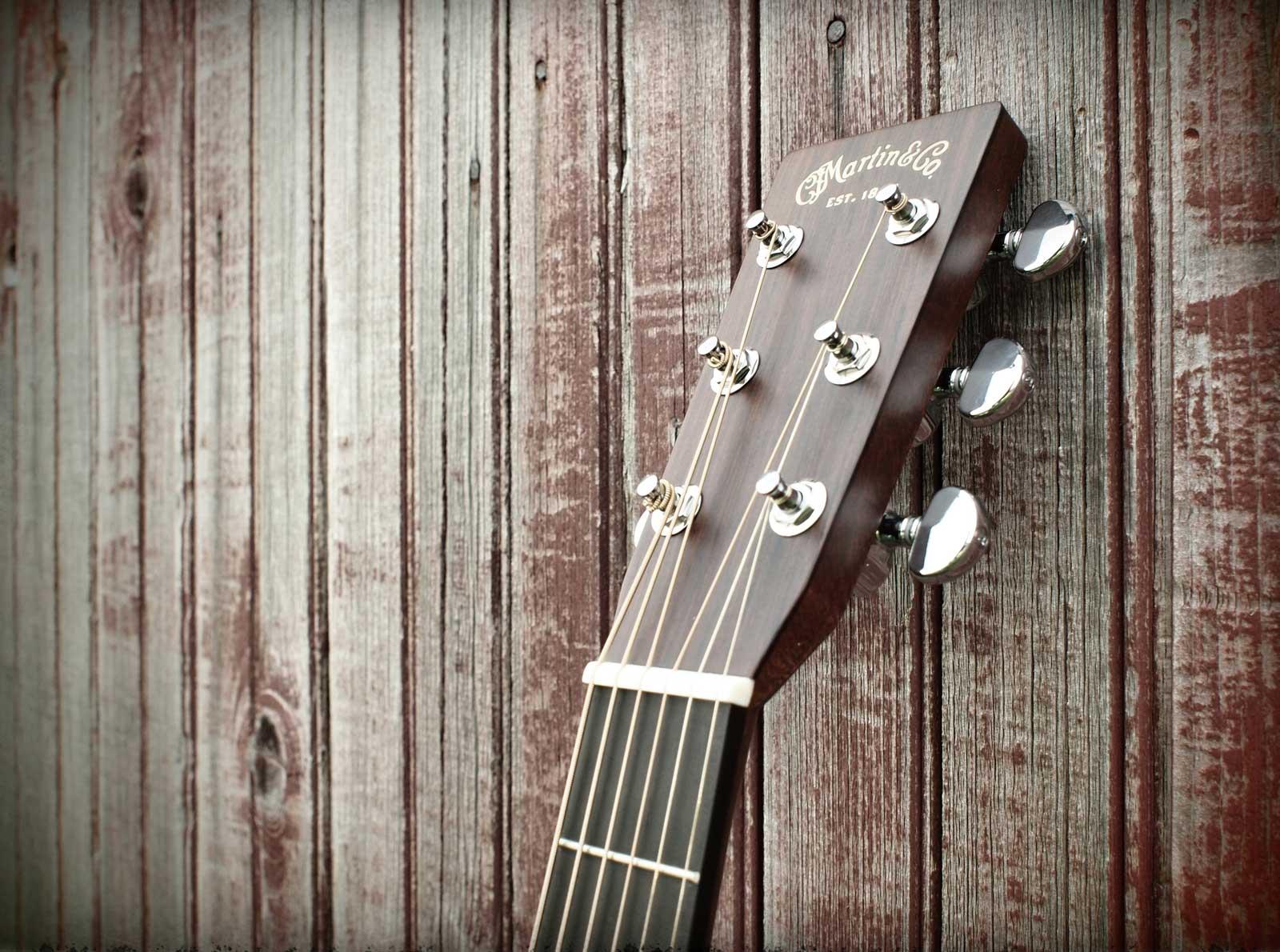 Guitar World Martin Wallpaper