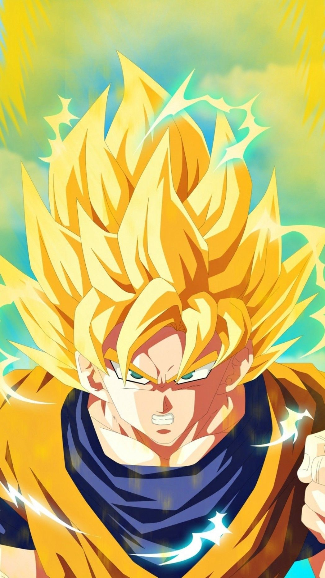 Dragon Ball Z iPhone Wallpapers   Top Dragon Ball Z iPhone 1047x1862
