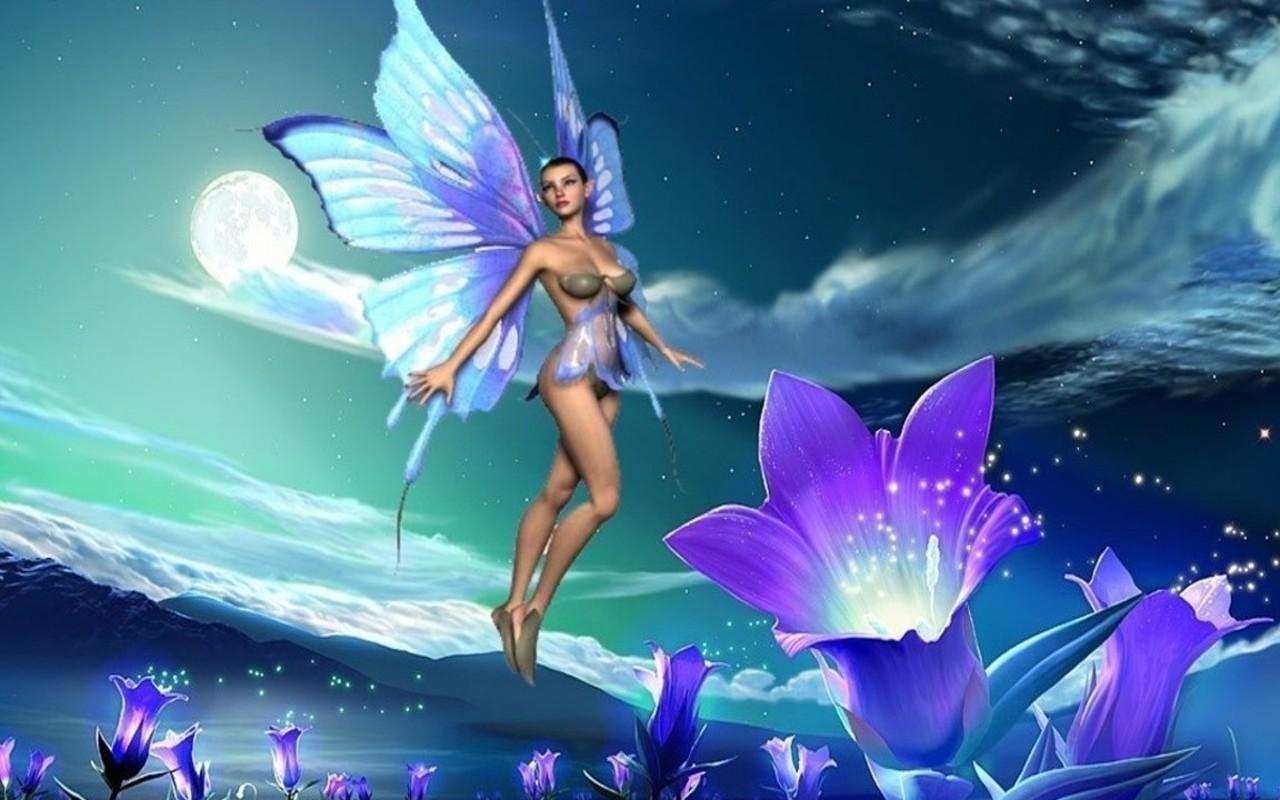 Fairies   Magical Creatures Wallpaper 7833944 1280x800