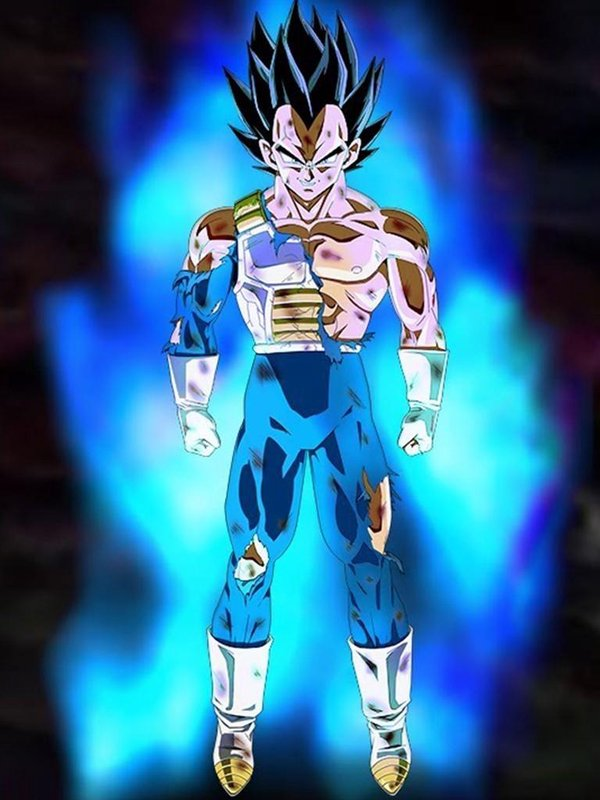 Vegeta Ultra Instinct Wallpaper HD para Android   APK Baixar 600x800