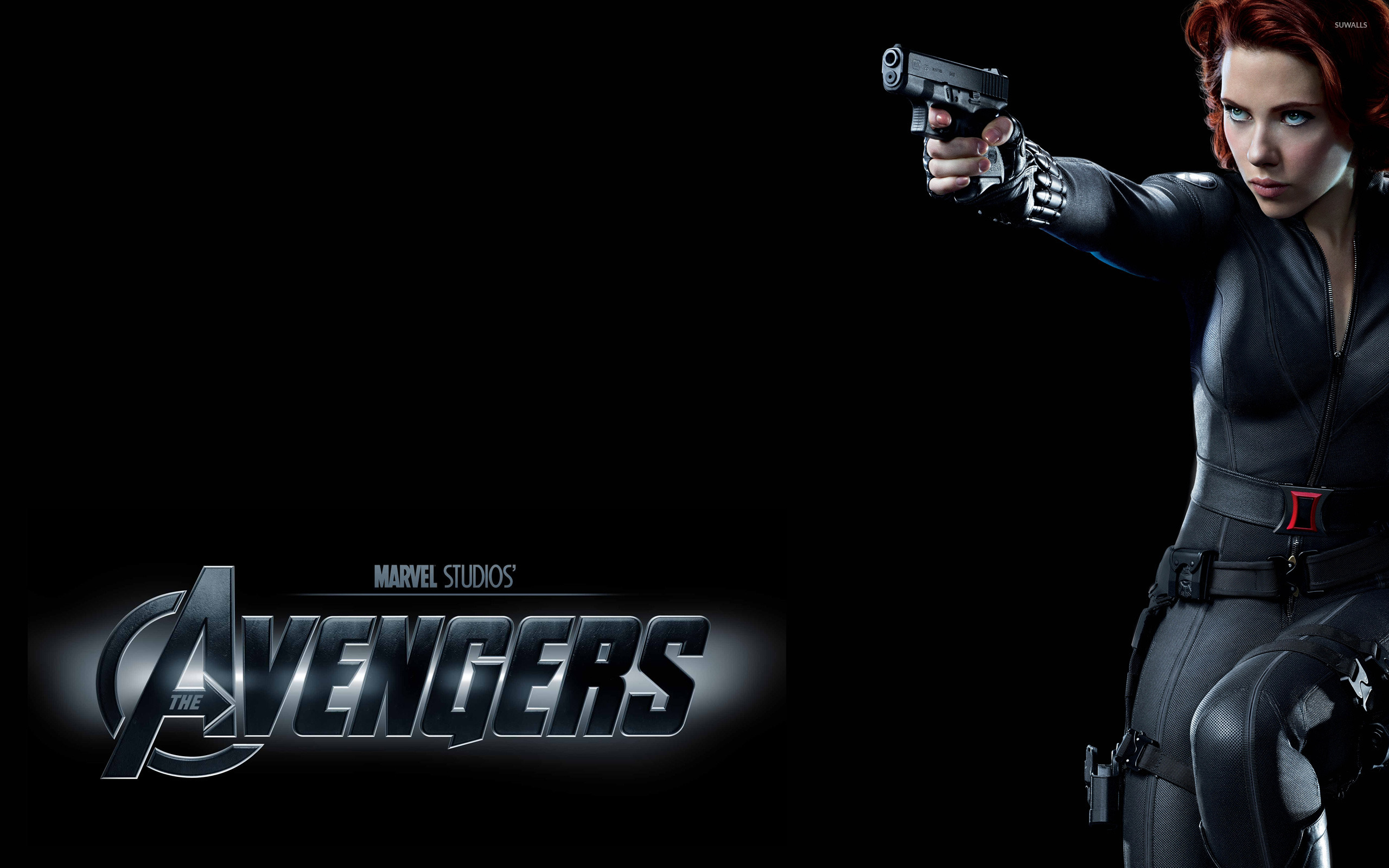 Black Widow   The Avengers wallpaper   Movie wallpapers   10843 2560x1600