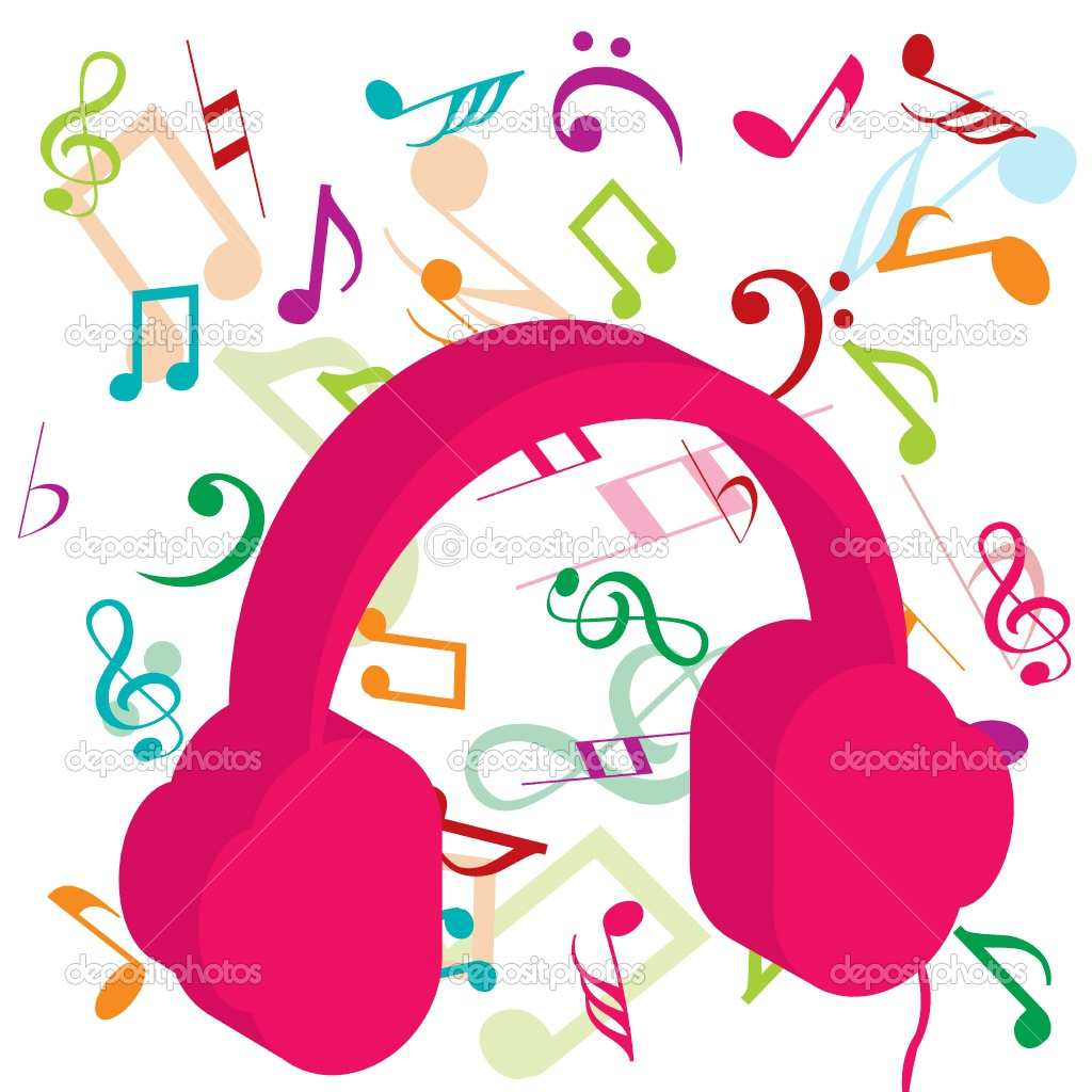 Cute Music Note Wallpaper