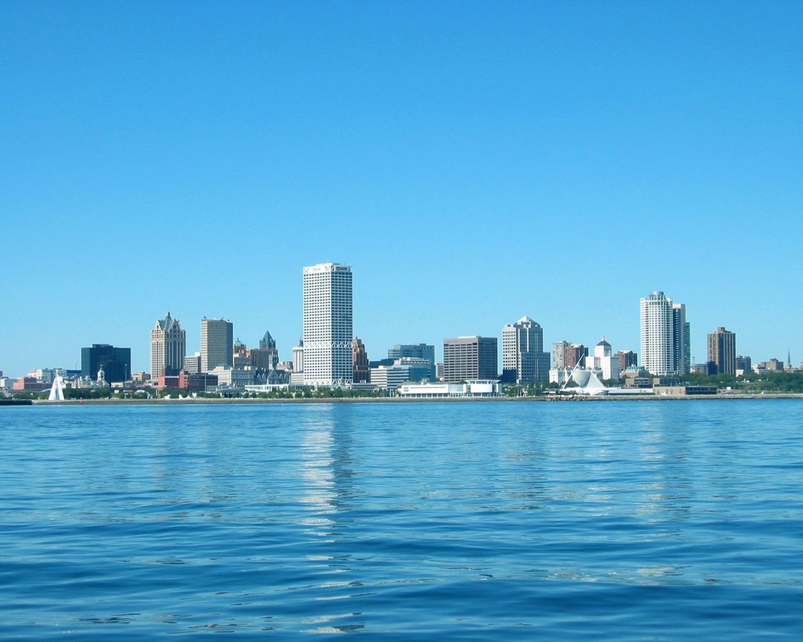 free milwaukee pix wallpaper Lake Michigan WisconsinMilwaukee 2560x2048
