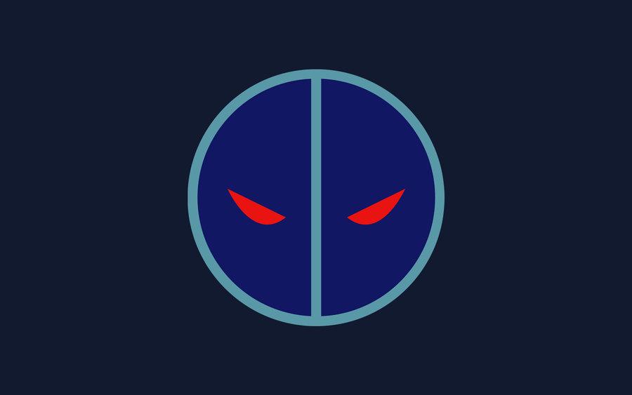 Deadpool Uncanny X Force Suit Logo Wallpaper by SheaHarleyGrubbs on 900x563