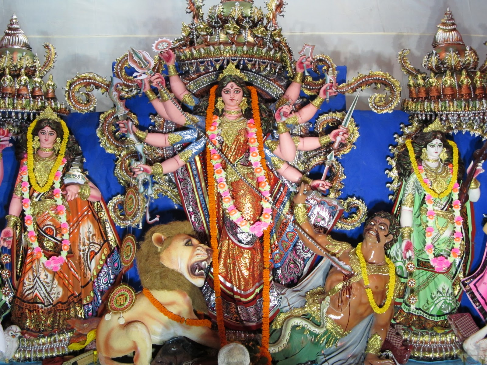 Durga Puja Hd Wallpaper: HD Durga Maa Wallpapers