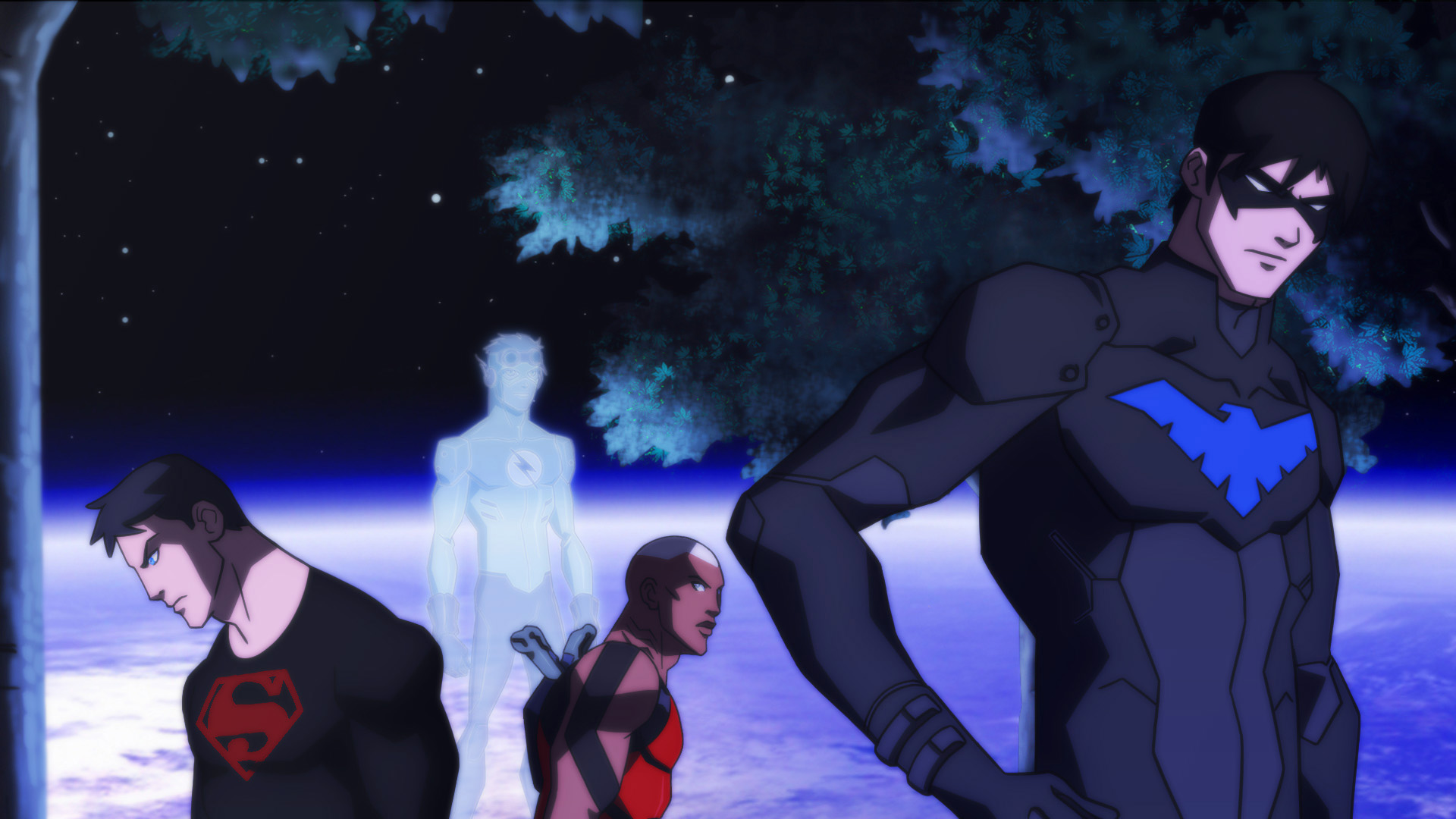 Young Justice Computer Wallpapers Desktop Backgrounds 1920x1080